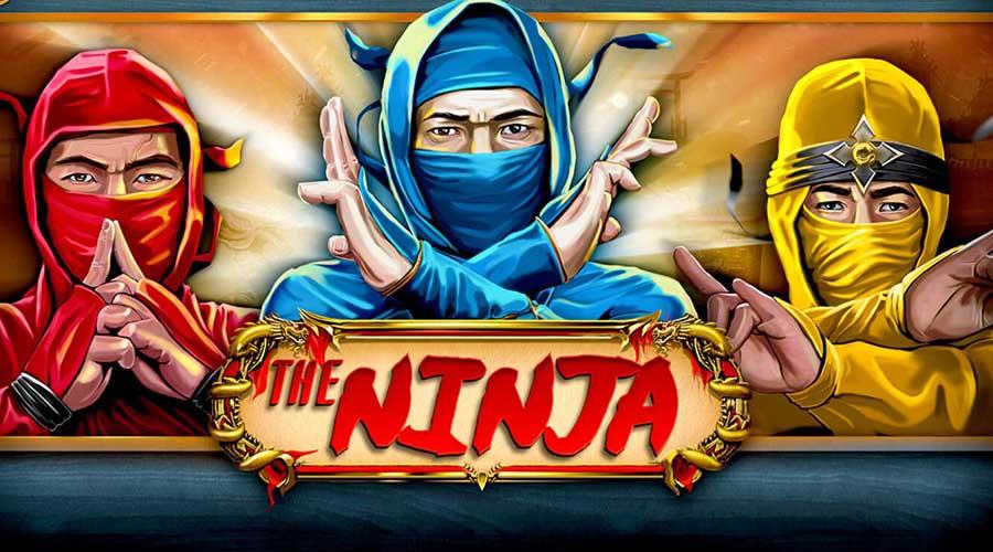 Игровой автомат Ninja Online